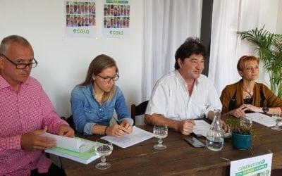 Conférence de presse du 14 septembre 2018 – Présentation de la liste