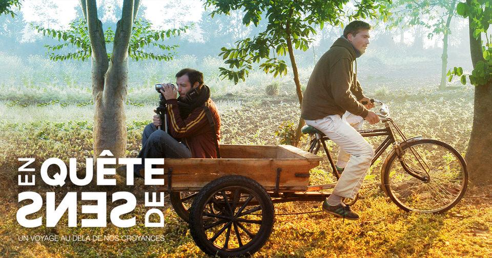 """Moment cinéma débat – Film """"En quête de sens"""""""